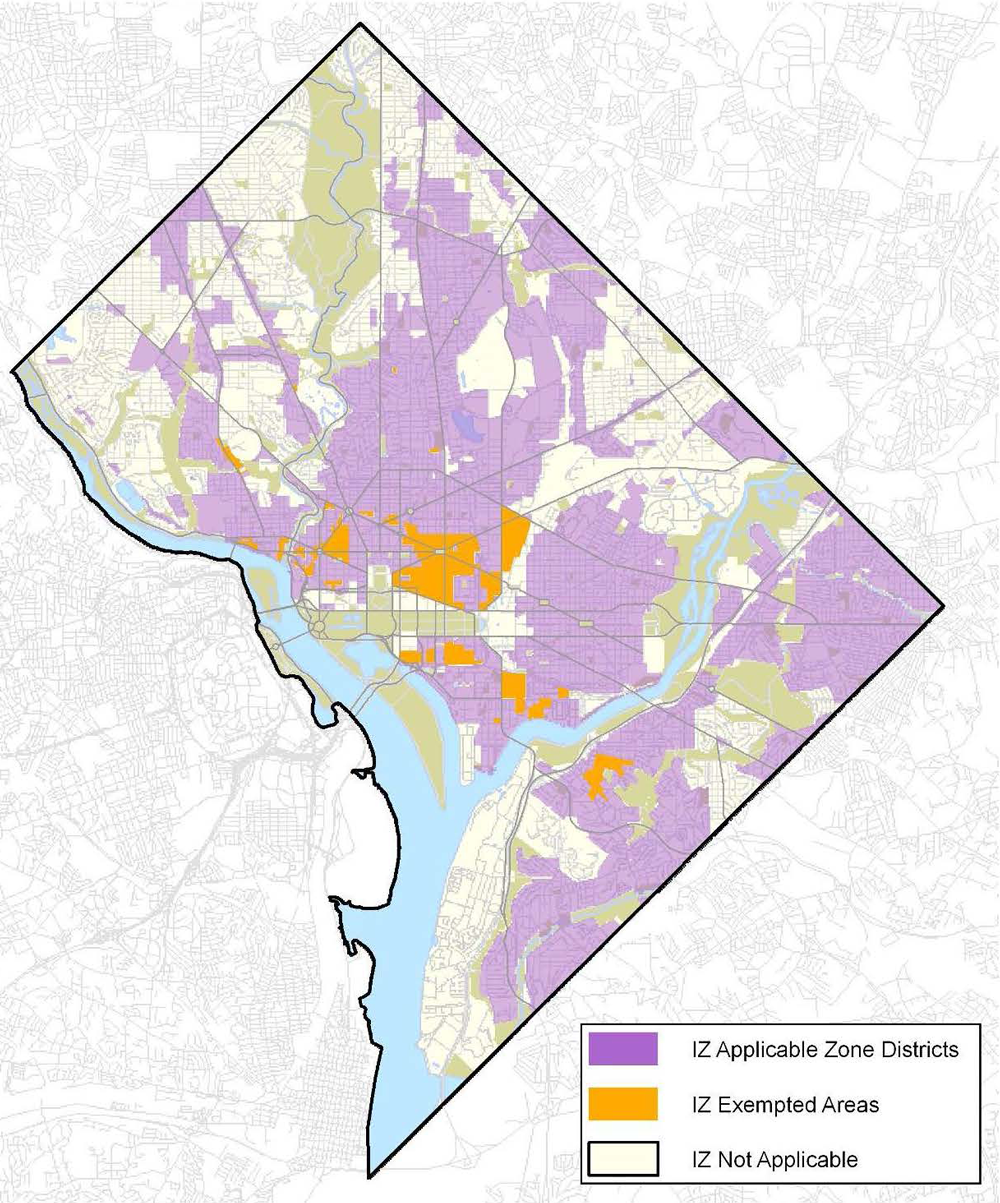 Inclusionary Zoning in DC on