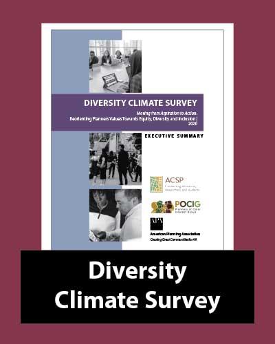 Diversity Climate Survey Excutive Summary