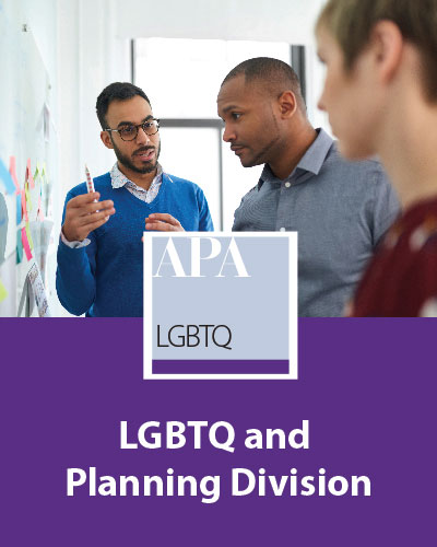 LGBTQ and Planning Division