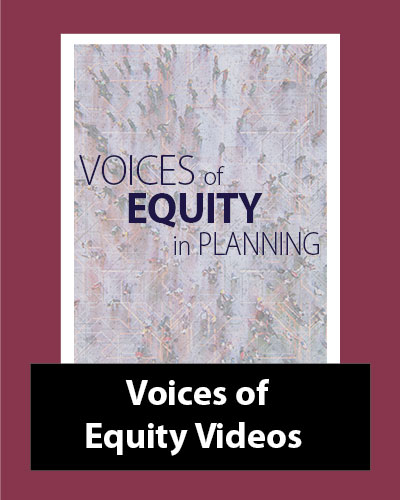 Voices of Equity in Planning