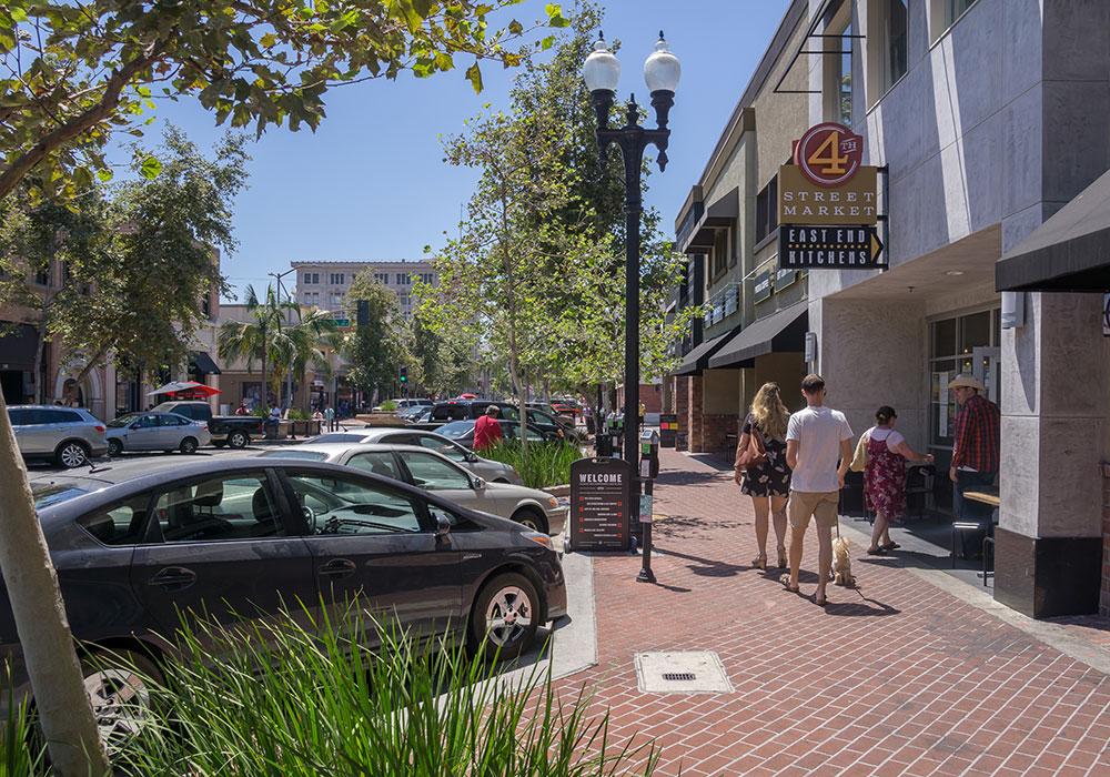 Downtown Santa Ana Restaurants