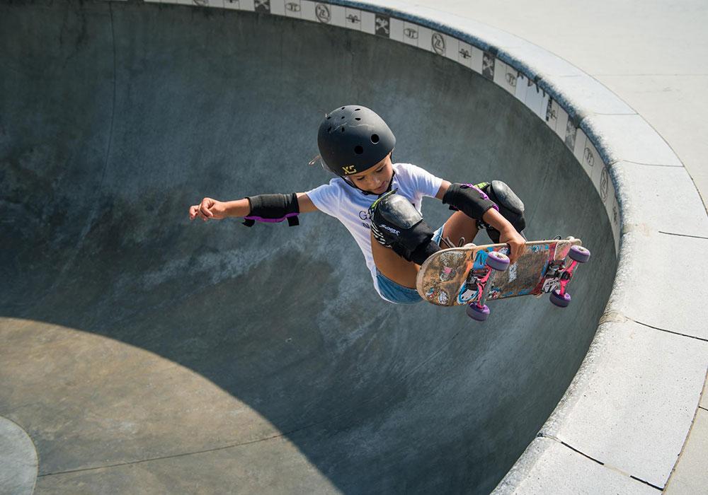 A Frame Skate Ramp