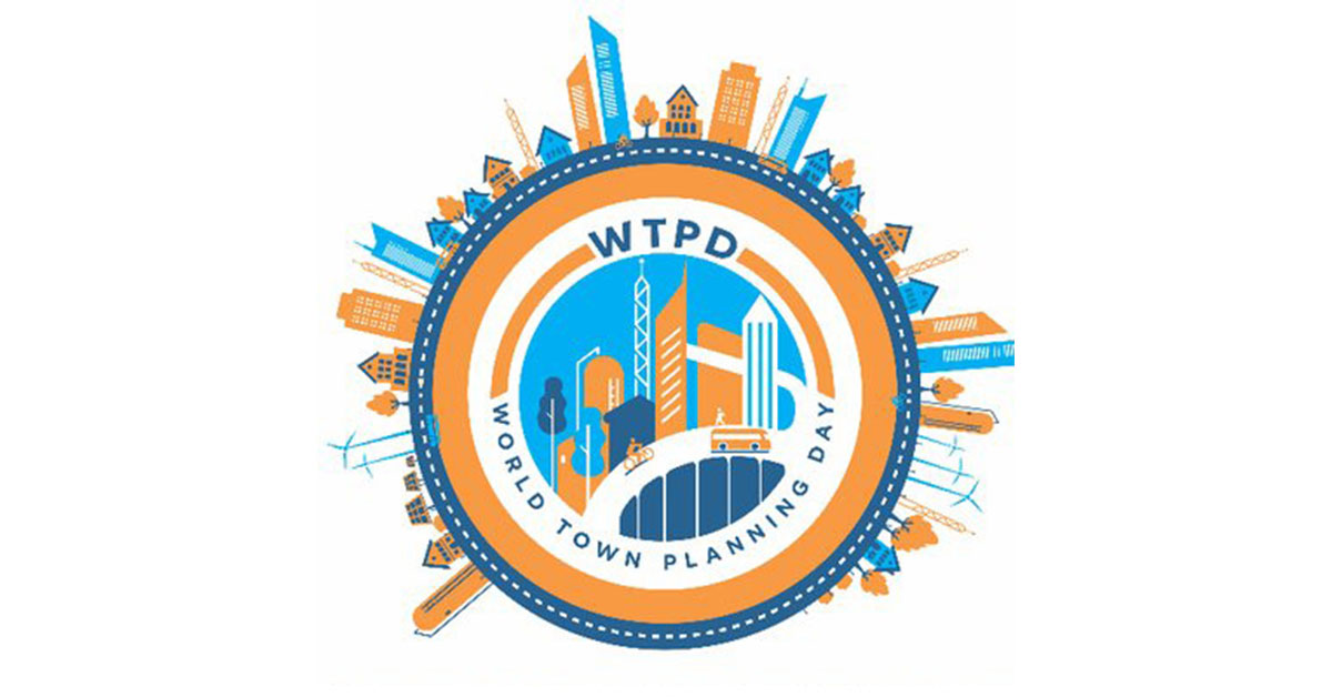 World Town Planning Day logo