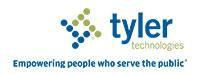 Tyler Technologies sponsor logo