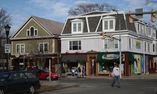 Elmwood Village Buffalo New York