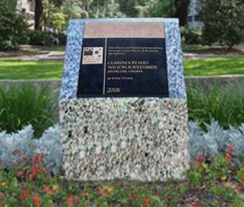 Pedestal mount