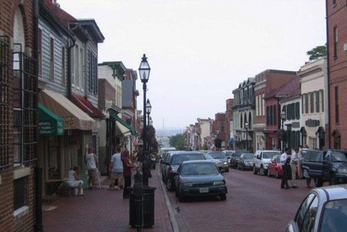 main street annapolis maryland
