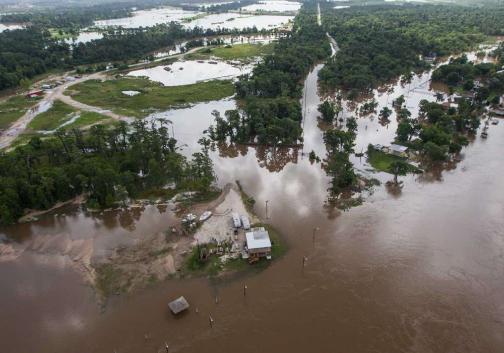 After five flooding disasters devastated the area in 2015-2016, Liberty County made resilience its highest priority by establishing new floodplain standards in its comprehensive plan.