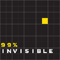 99% invisible logo