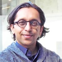 Headshot of Amit Price Patel for Planner Profile