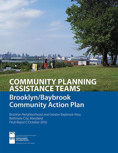 Brooklyn/Baybrook Community Action Plan