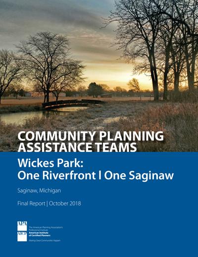 Wickes Park: One Riverfront, One Saginaw