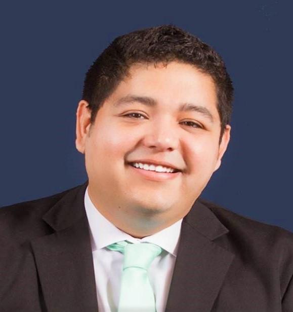 Carlos G. Espinoza Sanchez headshot