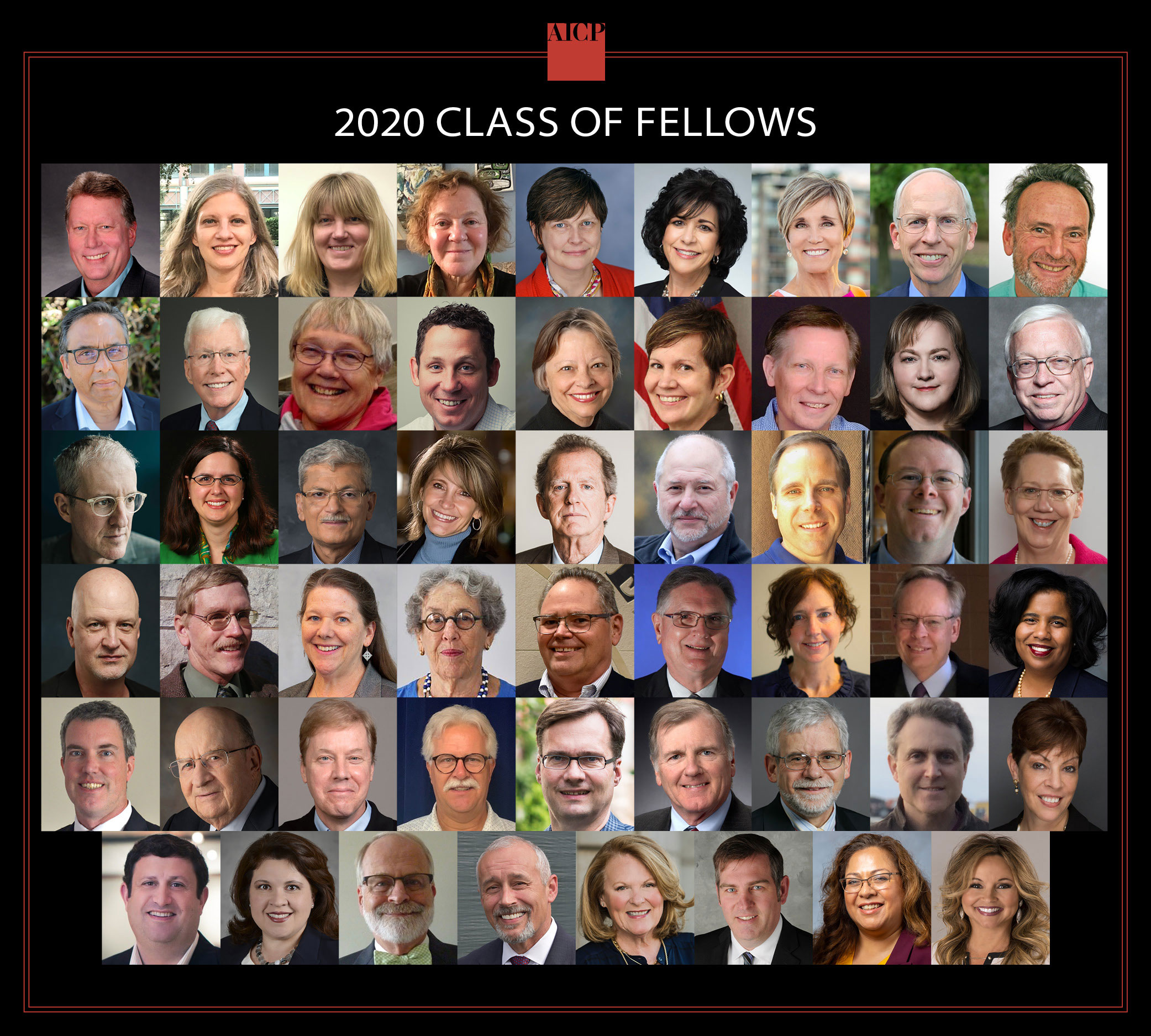 2020 FAICP Inductees