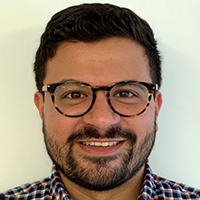 Headshot of APA staff member Martin Jimenez