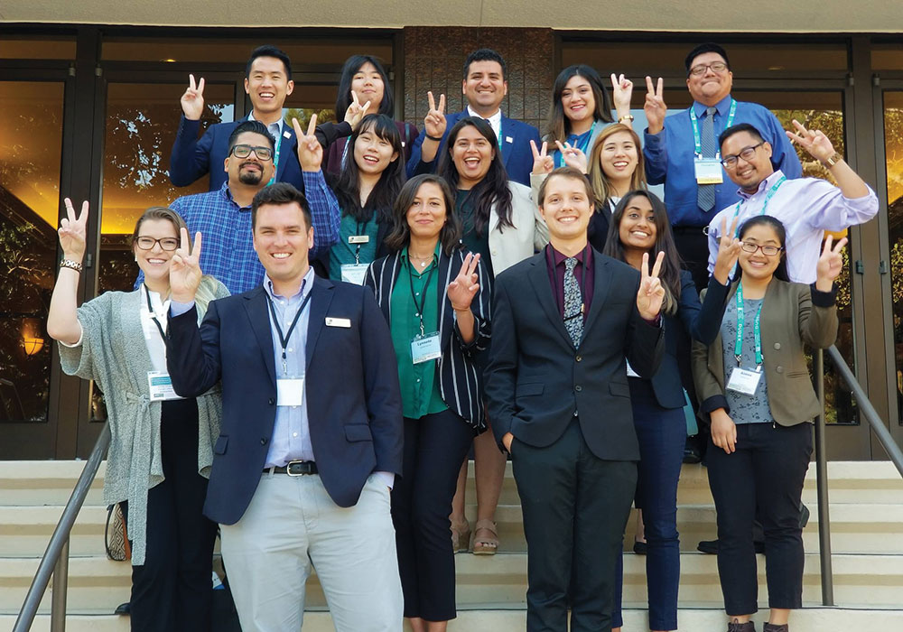 The 2019 Outstanding PSO is the Associated Students of Planning and Development (ASPD), the Planning Student Organization for the Master of Planning program at the University of Southern California Sol Price School of Public Policy.
