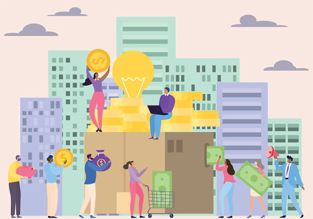Investment crowdfunding brings community members into the development process as financial partners, not just participants.