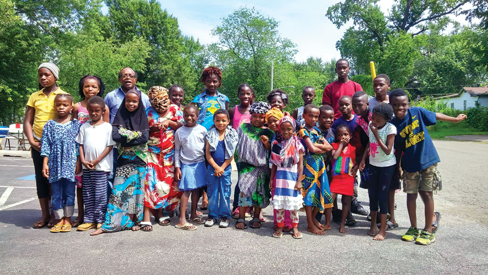Erie's OZ projects seek to foster cultural diversity and vibrant neighborhoods. Photo courtesy Flagship Opportunity Zone Development Company.