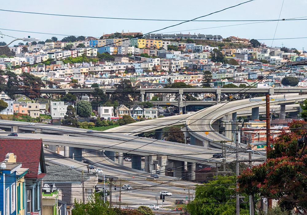 Alemany Maze, San Francisco — Saturday, April 25
