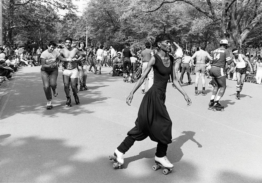 1989's Central Park looks at the public space's impact. Photo courtesy Zipporah Films.
