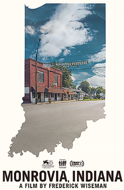 Wiseman's most recent release explores rural life in an Indiana town. Image courtesy Zipporah Films.