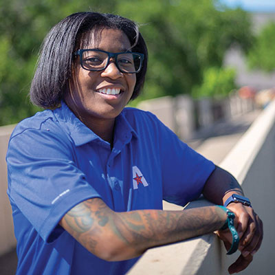 Desiree D. Powell, MCRP, is an urban planner focusing on placemaking in Texas and the creator of BLCK SPCES, where she writes about the Black experience in urban design.