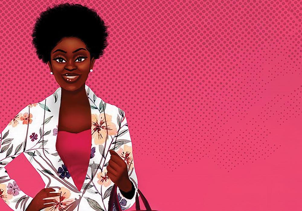 Illustration courtesy Gisla Augustin.