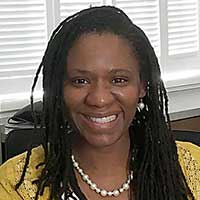 Cherie Jzar was hired as Gastonia's Diversity, Equity and Inclusion Coordinator in January 2020. Courtesy Bill Poteat/The Gaston Gazette.