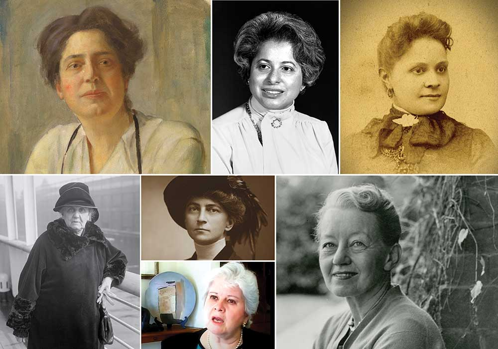 11 Women Whose Work Can Inspire Post-Pandemic Planning