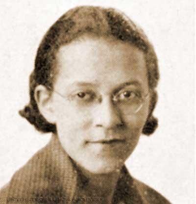 Beverly Loraine Green. Photo courtesy University of Illinois at Urbana-Champaign.