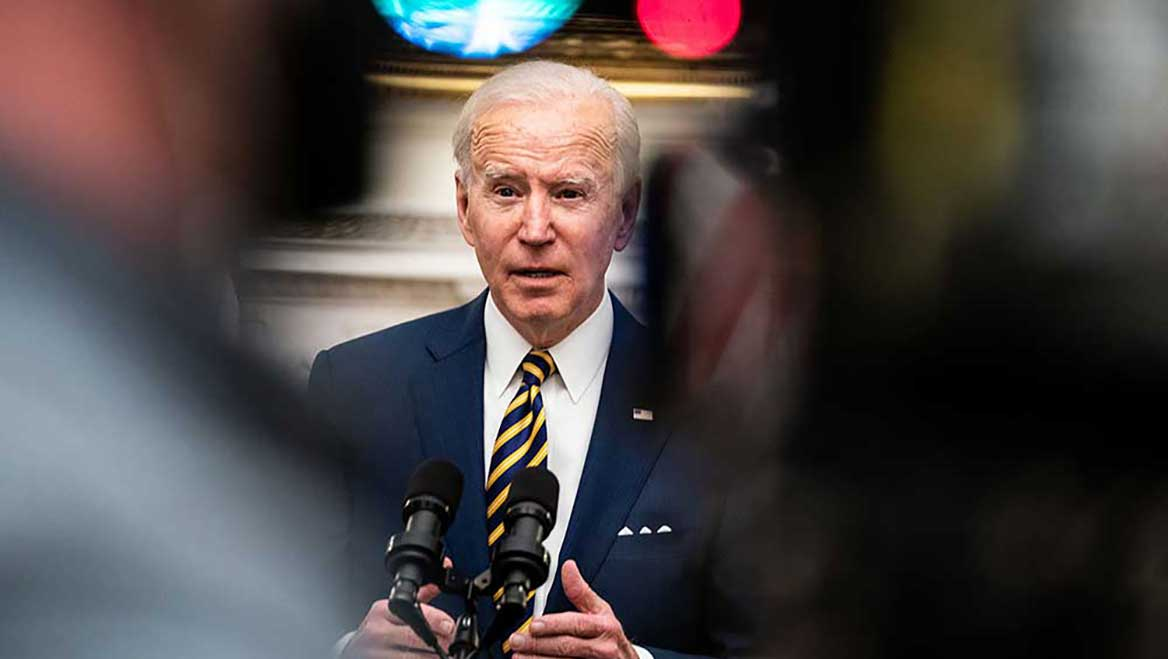 President Joe Biden's broader climate change agenda may need to be incorporated into the transportation reauthorization bill, which is up for renewal in September. Photo by Anna Moneymaker/The New York Times.