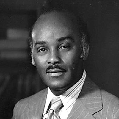 Samuel J. Cullers in 1974. Photo courtesy Sacramento History Photo Collection.