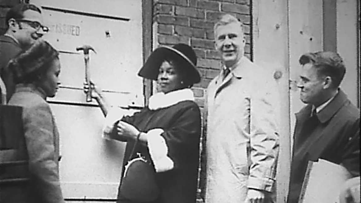 Dorothy Richardson. Courtesy NeighborWorks America.
