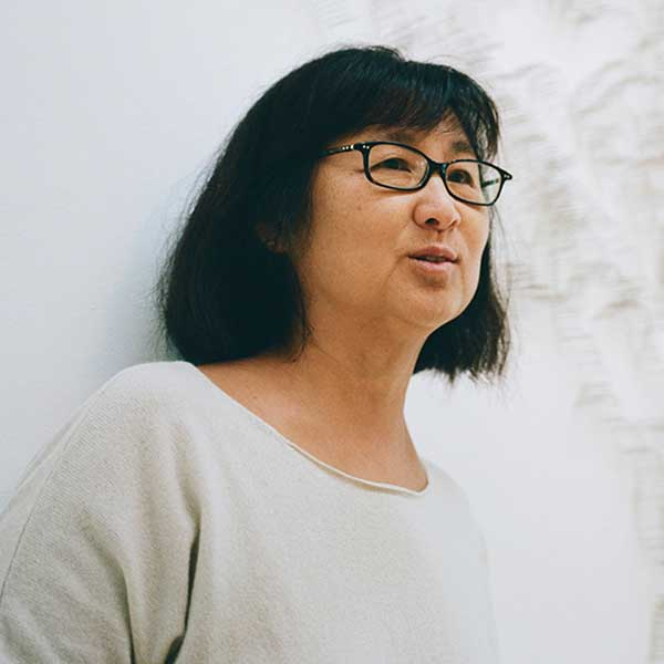 Maya Lin. Photo by Dana Scruggs/The New York Times.