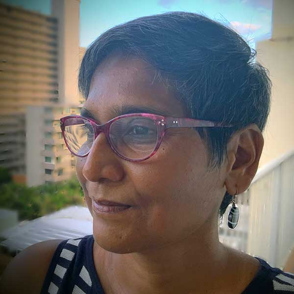 Monisha Das Gupta. Photo courtesy Monisha Das Gupta.