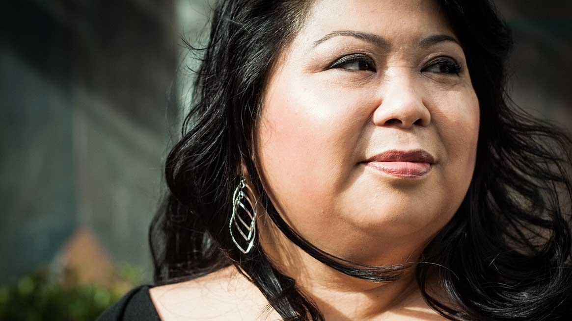Dawn Bohulano Mabalon. Photo courtesy Jeremy Villaluz.