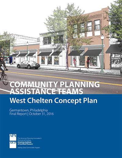 West Chelten Concept Plan