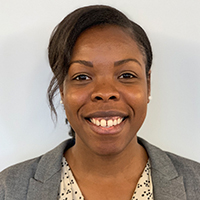 Headshot of APA staff member Yaminah Noonoo