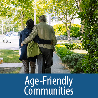 Age-Friendly Communities collection cover for carousel