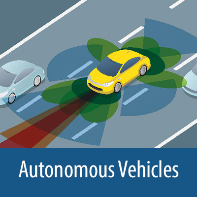 Autonomous Vehicles Collection slide for carousel