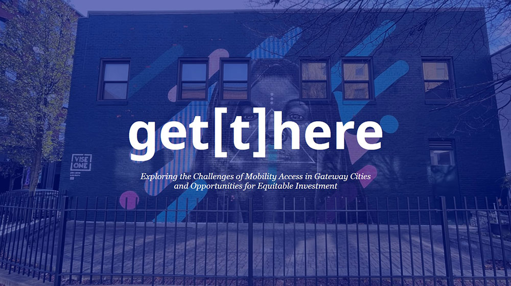 Sasaki's story map get [t]here explores mobility in environmental justice communities. Courtesy of get [t]here.