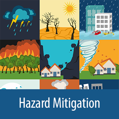 Hazard Mitigation collection cover for carousel