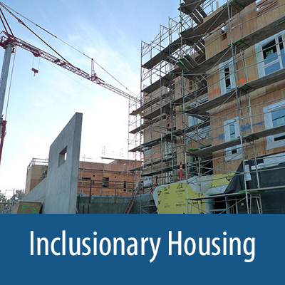 Inclusionary Housing collection cover for carousel