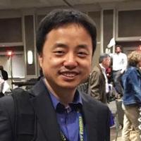 Headshot of Jing Zhang.