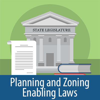Planning and Zoning Enabling Laws collection cover for carousel