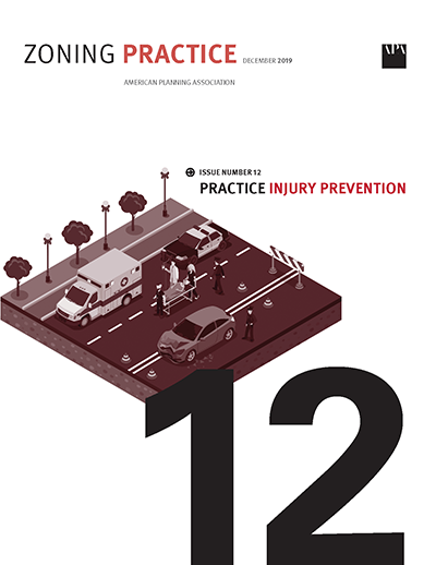Cover of December 2019 Zoning Practice