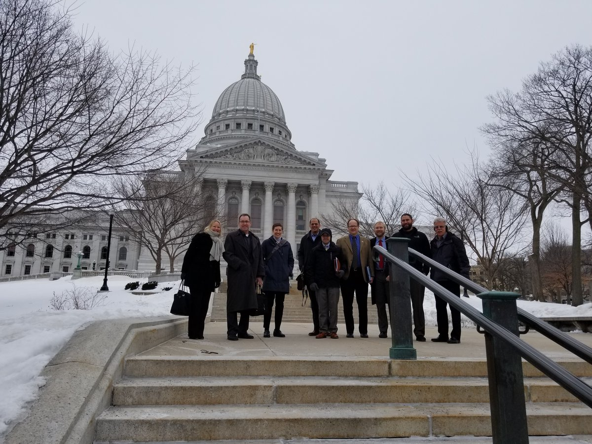 APA_WI Planners Day Photo Capitol