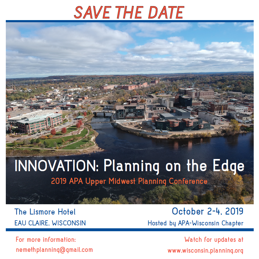2019 APA Conference Save The Date Image 4.10.19