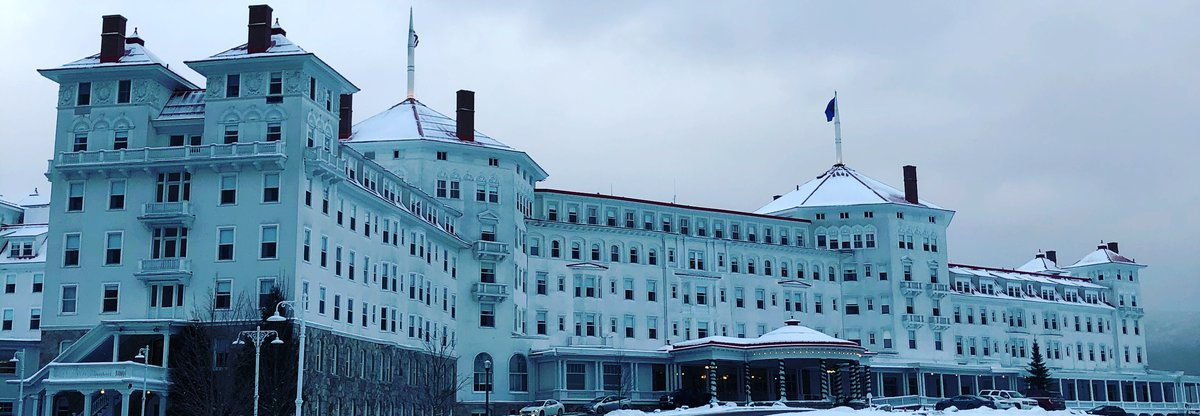 Mount Washington Resort- Site of 2019 NNECAPA Annual Conference