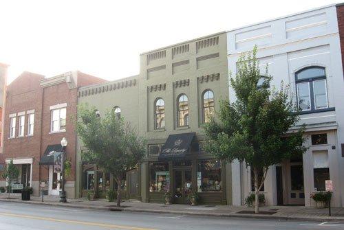 Downtown Franklin